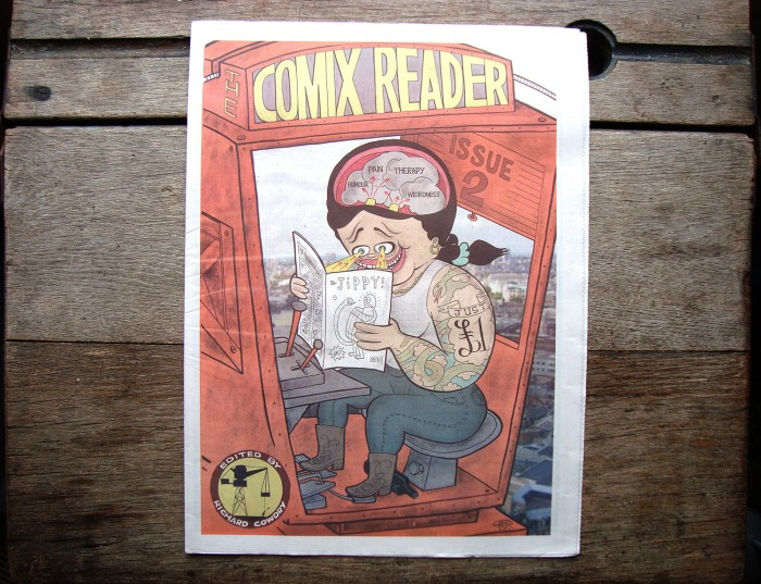 comix 2 cover