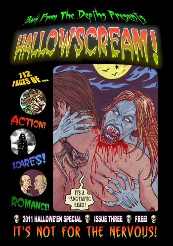 Hallowscream 2011
