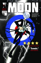 Moon 1 Cover