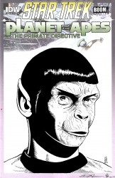 Star Trek Planet of the Apes