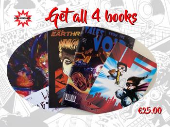 DOT Comics sale