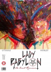 Lady Babylon cover mock