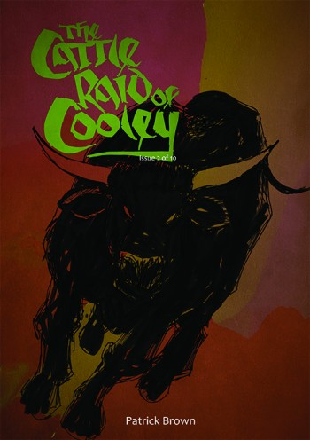 The Cattle Raid of Cooley issue 2