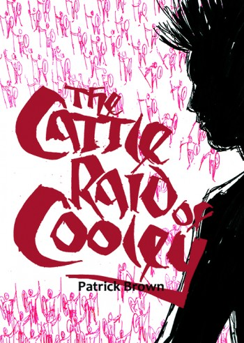 The Cattle Raid of Cooley graphic novel
