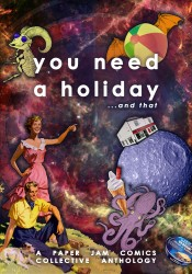 You Need a Holiday... and that cover