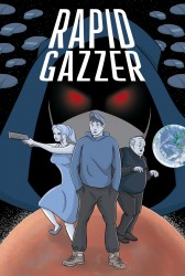 Rapid Gazzer Issue 1 Cover