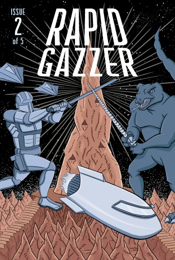 Rapid Gazzer Cover 2