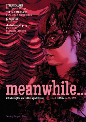 Meanwhile 1 cover