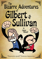 The Bizarre Adventures of Gilbert & Sullivan cover
