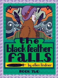 The Black Feather Falls Book Two cover