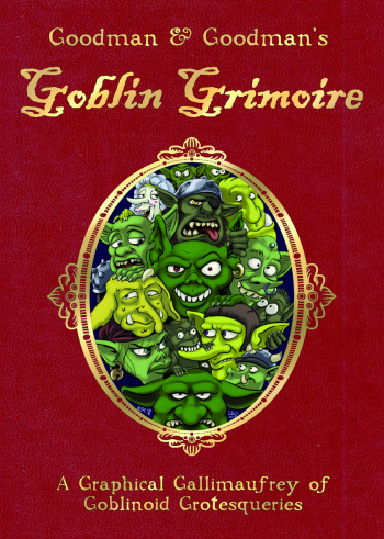 Goblin Grimoire Cover