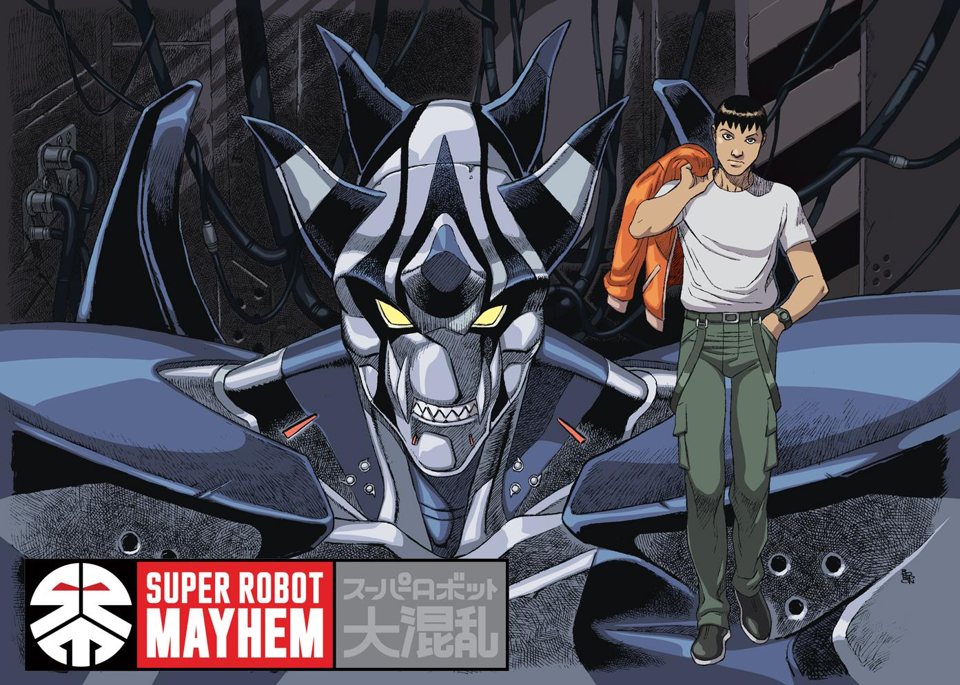 Super Robot Mayhem