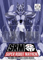 Super Robot Mayhem cover