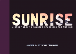 cover -SUNRISE chapter 1