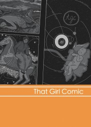 That Girl Comic front