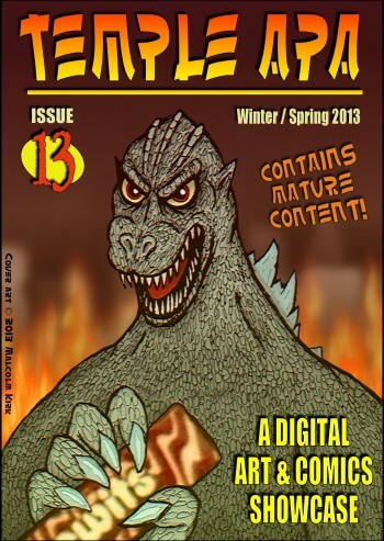 Issue 13 cover