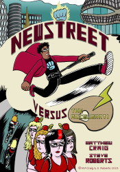 Newstreet vs. The Accelerati, by Matthew Craig & Steve Roberts