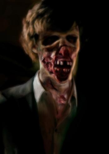 Sherlock Zombie