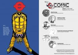 T4L Comic Vol 1 store image