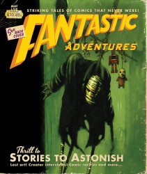 Fantastic Adventures COVER